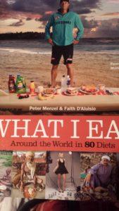 """What I Eat"""