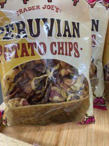 Peruvian Potato Chips