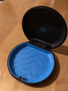 invisaline mouthpiece case